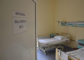 Oddział ortopedyczny po remoncie