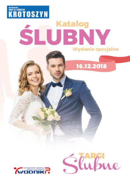 Katalog ślubny GRUDZIEŃ 2018