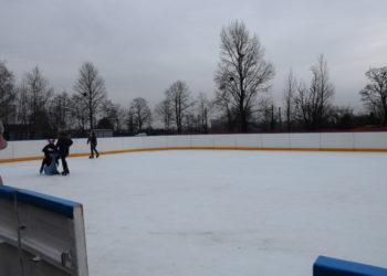 Mamy lodowisko!