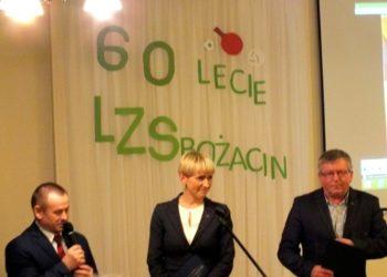 Jubileusz LZS-u Bożacin