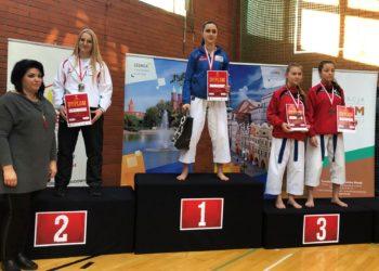 Siedem medali w Legnicy