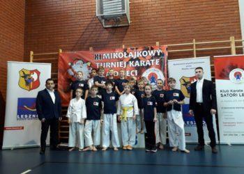Mikołajkowe karate