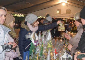 Kiermasz Świąteczny w Kobylinie
