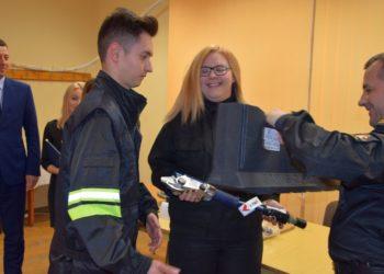 Strażacy otrzymali nowy sprzęt