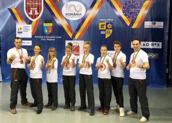 Ekipa Shodana w Rumunii