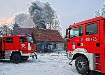 Kolejne pożary w kominach