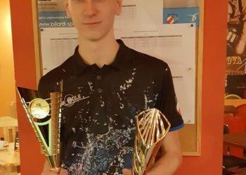 D. Wierzyk zwycięzcą ligi