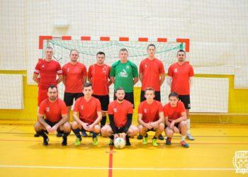 Ekipa z Sulmierzyc na czele