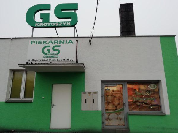 Piekarnia GS Samopomoc Chłopska