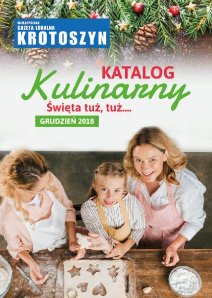 Katalog kulinarny GRUDZIEŃ 2018