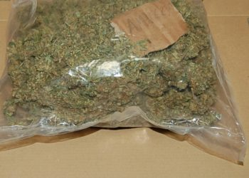 Aresztowany za posiadanie narkotyków
