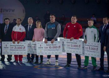 Robert Baran wicemistrzem kraju w drużynie