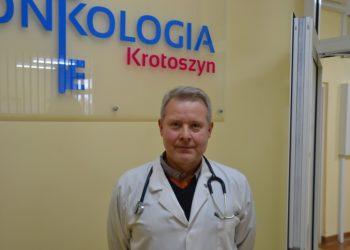 Nowy kierownik oddziału onkologicznego
