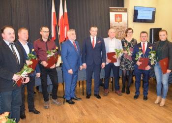 W gminie Kobylin siedmioro nowych
