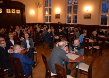 Spotkanie z sołtysami i przewodniczącymi rad osiedli