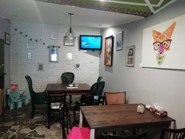 Restauracja La Rosa