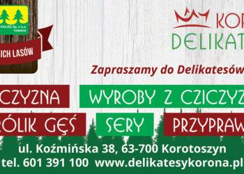 Zapraszamy na Mistrzostwa Polski w Dziczyźnie!