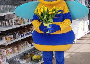 Dzień Kobiet z Pszczółką!