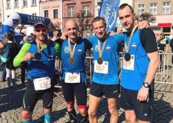 Półmaraton w Lesznie zaliczony