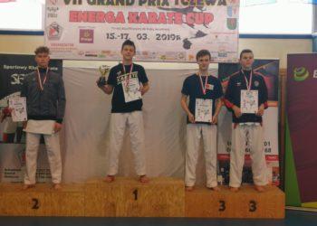 Trzy medale w Tczewie