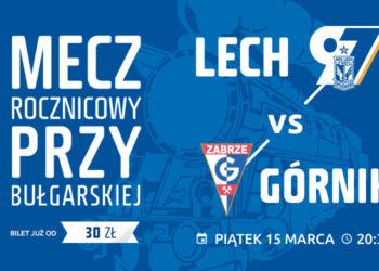 Wygraj bilet na mecz Lecha!