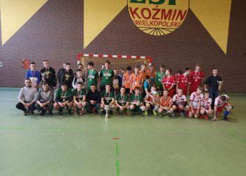 Futbolowy turniej ministrantów