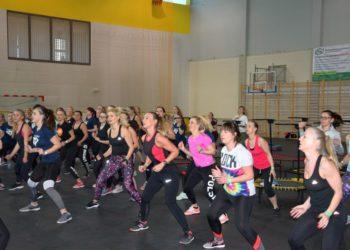 Maraton fitness w szczytnym celu