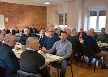 Spotkanie władz gminy z sołtysami
