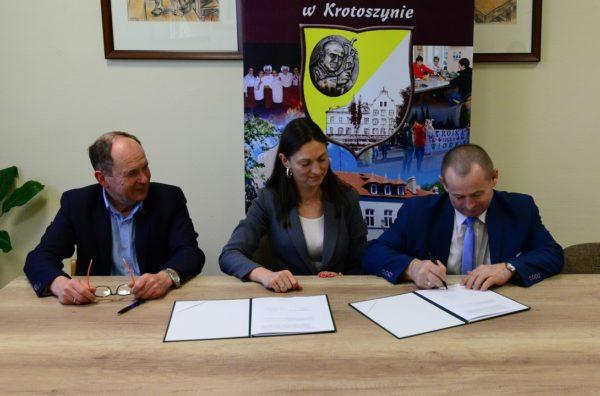 Podpisali umowę o współpracy