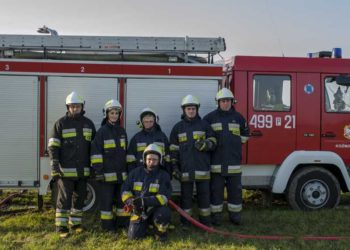 200 tysięcy na nowy wóz strażacki