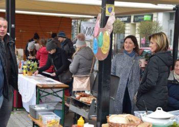Świątecznie na krotoszyńskim rynku