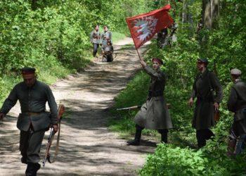 Borownica - miejsce najcięższych walk