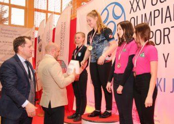 Dwa medale Połczyńskiej na MP