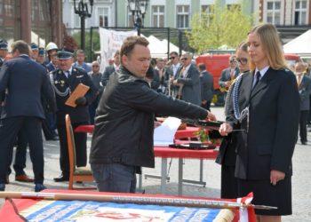 Być strażakiem to zaszczyt i obowiązek