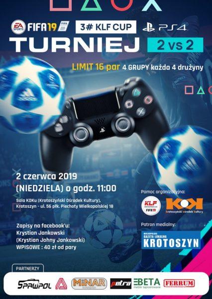 Turniej dla miłośników gry FIFA