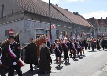 Święto Konstytucji 3 Maja w Koźminie Wlkp.