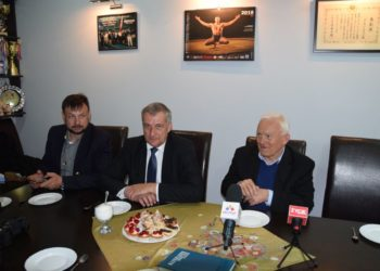 Leszek Miller z wizytą w Krotoszynie