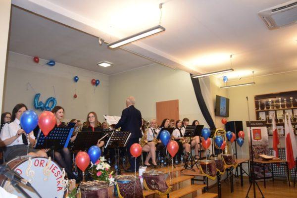 Kobylińska orkiestra ma już 40 lat!