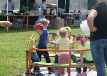 Rodzinna zabawa w Starymgrodzie