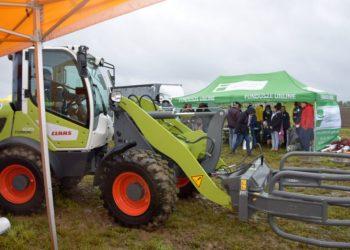 Rolnicze innowacje w deszczowej aurze
