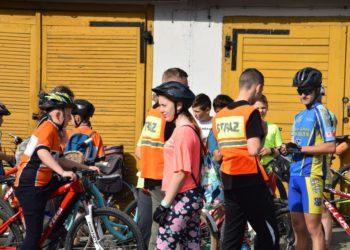 Rajd dla miłośników książek i rowerów