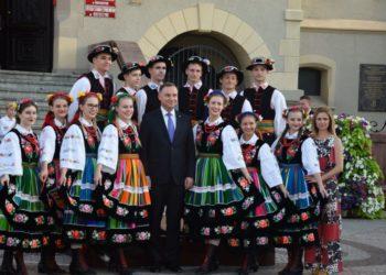 Prezydent Polski gościł w Krotoszynie! – PEŁNA RELACJA