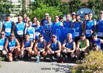 Nasi w grodziskim półmaratonie