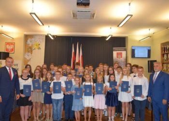 Stypendia burmistrza dla najlepszych uczniów