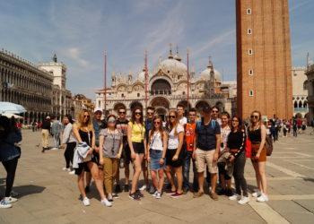 Na praktykach w Bolonii i Saragossie