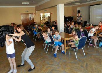 Dzieci poznały tajniki fotografowania
