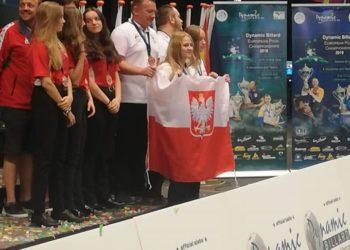 Weronika Połczyńska brązową medalistką ME!