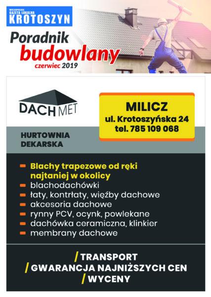 Poradnik budowlany CZERWIEC 2019