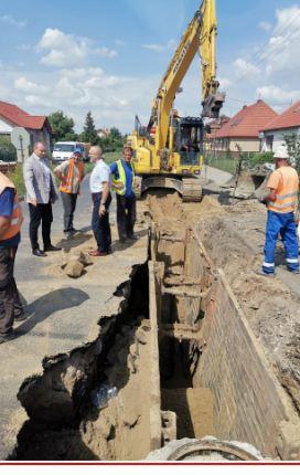 Drugi etap budowy kanalizacji