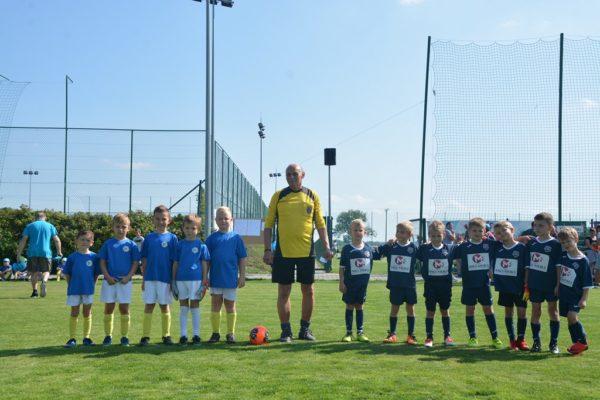 Piłkarski turniej dla dzieci w Koźminie